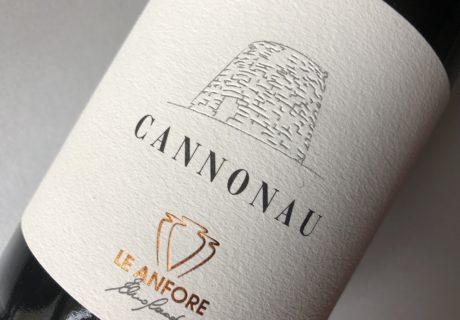 Cannonau Anfore di Elena Casadei 2016