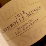 Chambolle-Musigny 1er Cru Les Charmes 2013, Amiot Servelle