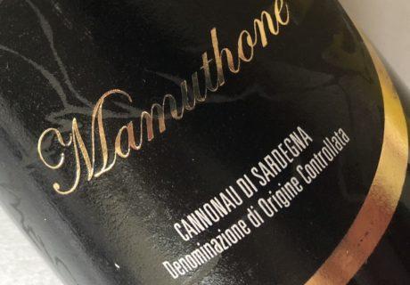 Mamuthone Cannonau di Sardegna