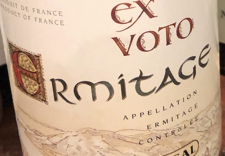 Ermitage Ex Voto Guigal